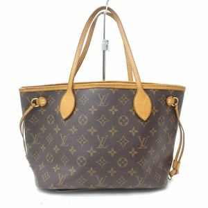 Auth Louis Vuitton Neverfull Pm Bag Tote #932L44